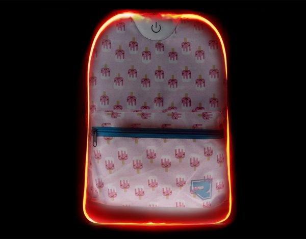 Dětský Batoh s LED osvětlením