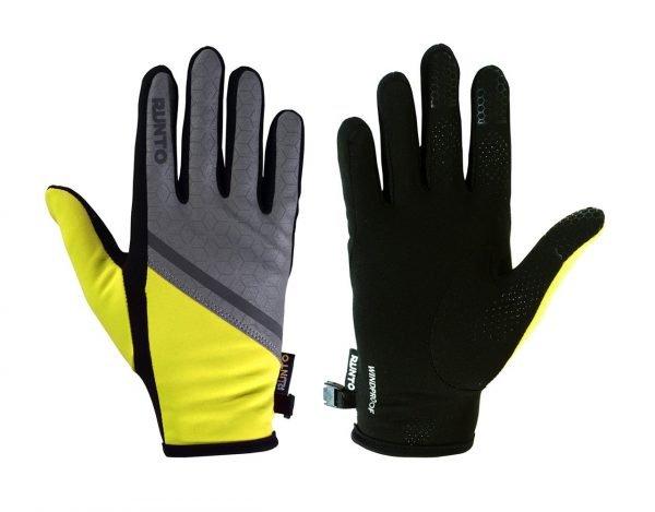 Běžecké Rukavice RANGER Yellow