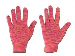 Běžecké Rukavice SPY Pink