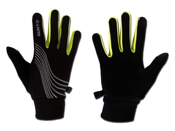 Běžecké rukavice WARRIOR