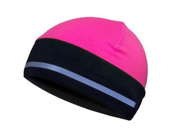 Čepice STRIPON Pink