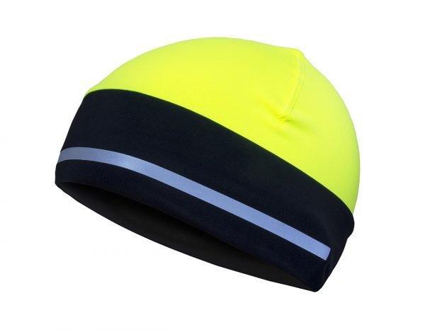 Čepice STRIPON Yellow