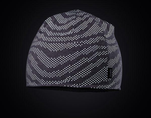 Dětská čepice CAP CAMO Grey