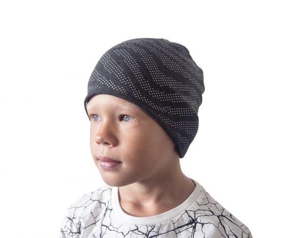 Dětská zimní čepice WINTERCAP Dark