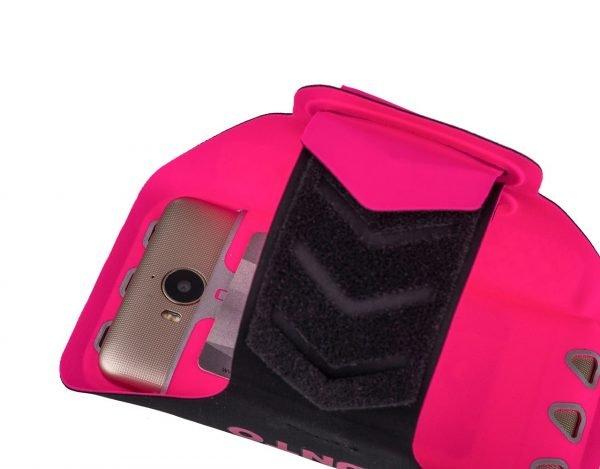 Holder na mobil - Fast Pink