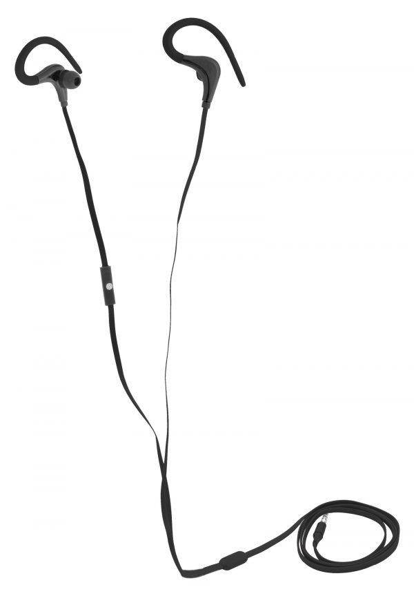 Sluchátka SNAKE Black