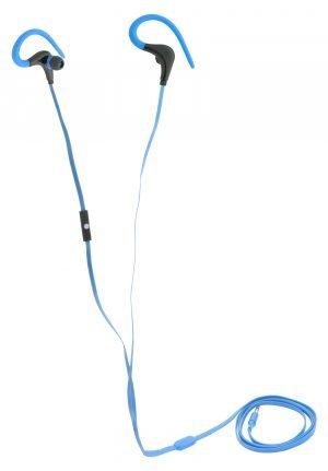 Sluchátka SNAKE Blue