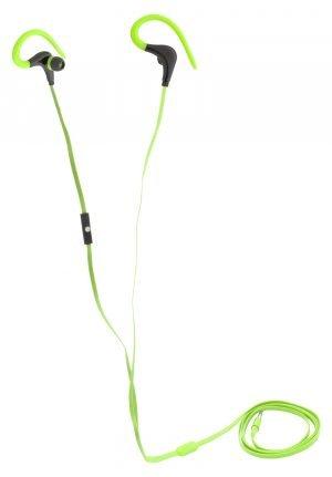 Sluchátka SNAKE Green