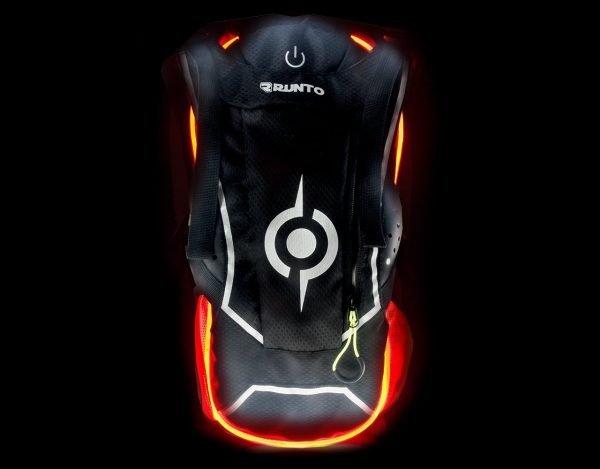 Sportovní Batoh s LED osvětlením