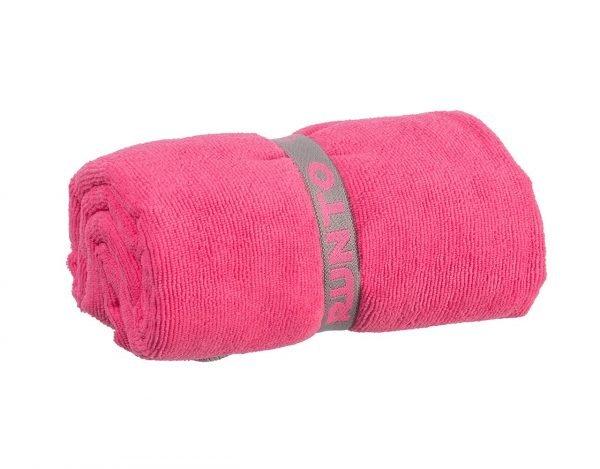 Sportovní Ručník TERRY Pink