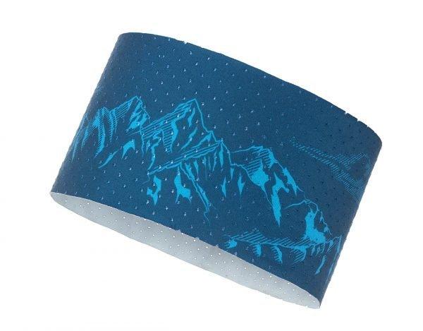 Čelenka MOUNT Blue