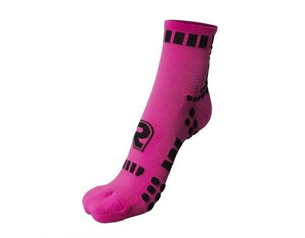 Ponožky DOTS Růžové