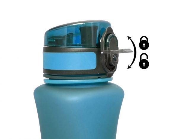 TWISTER 500ml Blue
